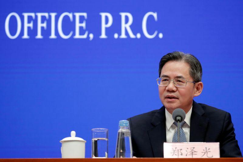 Embaixador chinês é barrado no Parlamento britânico devido a sanções
