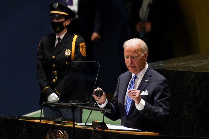 EUA buscarão dobrar ajuda contra mudanças climáticas para países em desenvolvimento, diz Biden
