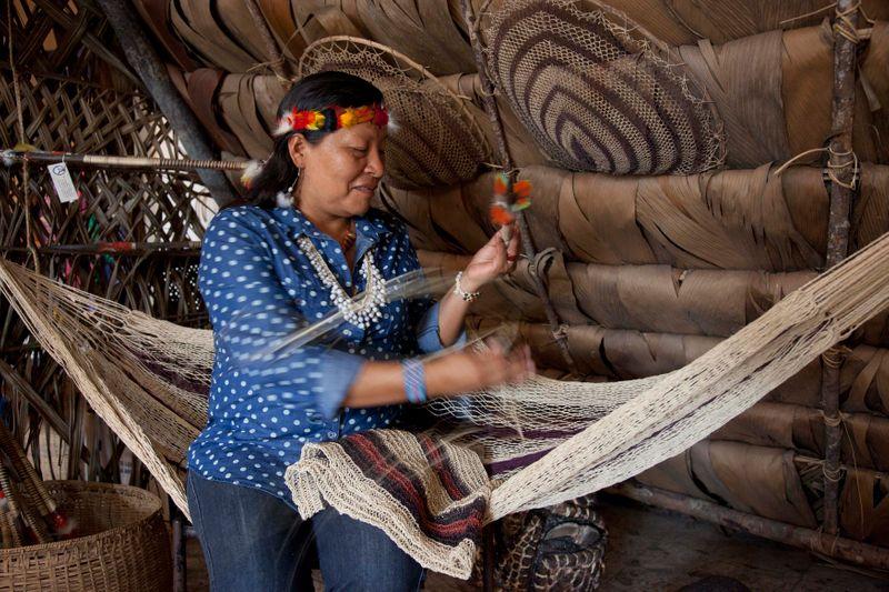 Líderes indígenas cobram respeito a direitos antes de cúpulas da ONU sobre meio ambiente