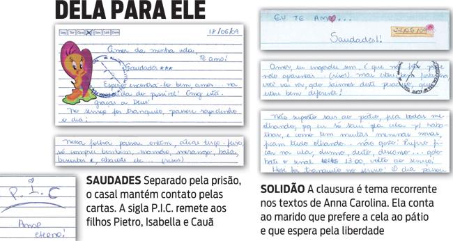Cartas Trocadas Na Prisão Istoé Independente