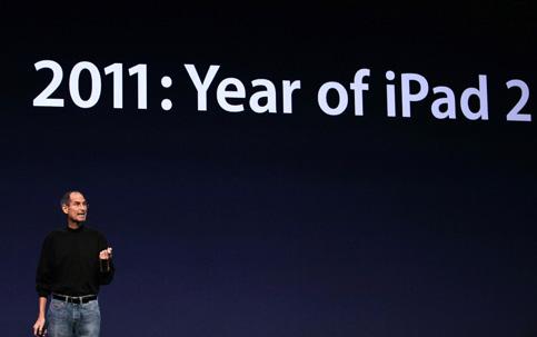 f74d7deb18b Steve Jobs lança novo iPad - ISTOÉ Independente