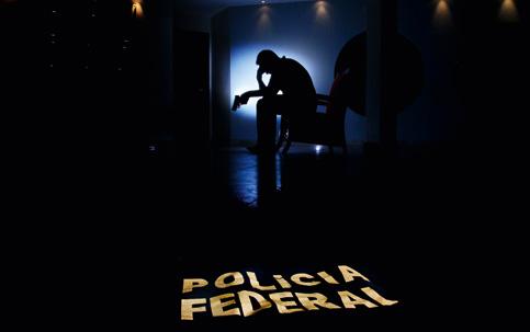Resultado de imagem para policiais federais em depressão