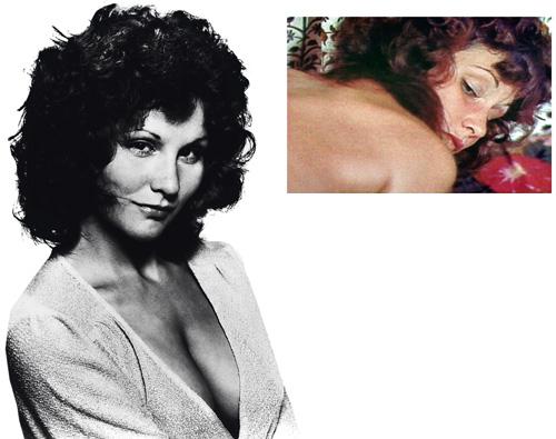 Linda lovelace through the years nude latina girl